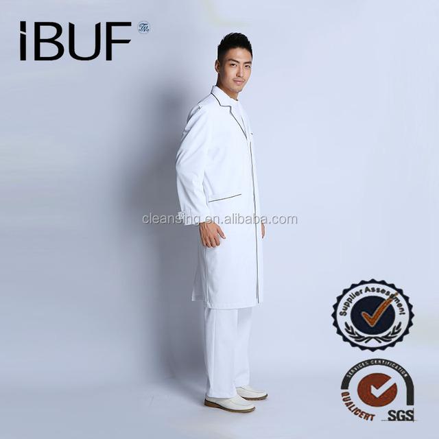 Unisex Medical Lab Coat for Doctor
