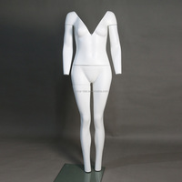 Wholesales V Neck Ghost Mannequin Invisible