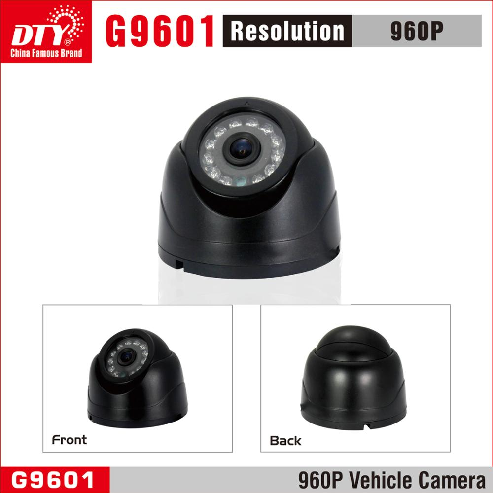 Hot sale Dome CCTV video camera ahd 960P camera for Mobile DVR, G9601