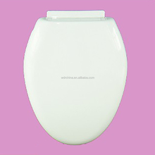brazil toilet seat cover with plastic hinge
