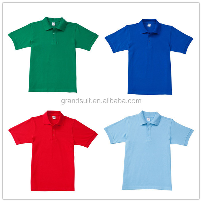 Super hot sale men style low price made in China polo shirt
