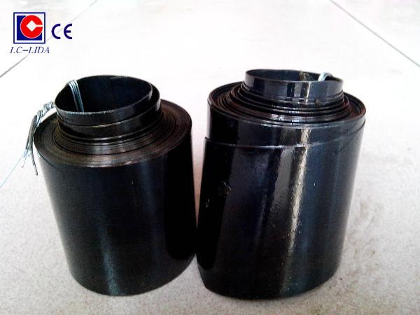 Spiral steel tape ball screw cover buy telescopic