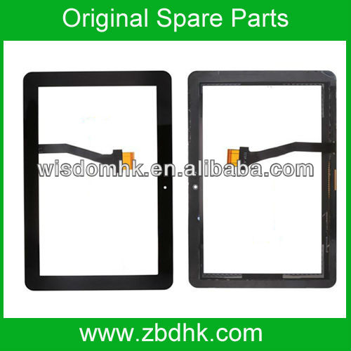 For Samsung Galaxy Tab 2 10.1 GT-P5110 Digitizer Touch Screen Glass Panel Lens