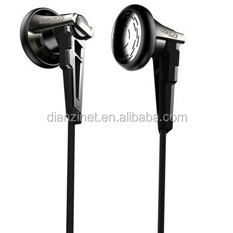 HIGH QUALITY handfree earphone noodle wire inear earphone KC08