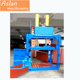 garbage or rubbish hydraulic baling press/ rice husk baler machine/ waster Loose materials baler press