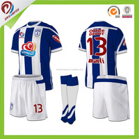 Dreamfox digitally sublimated factory Thermal transfer printing China Imported Soccer Jersey non brand