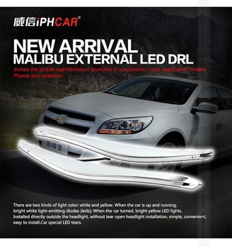 Waterproof and Top Brightness Car daylight Led External Daytime running lights
