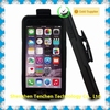 High-quality mobile phone silicone covers cases for Iphone 6 plus with stand
