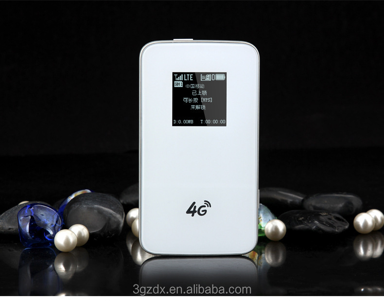 4G LTE wifi router wifi modem 192.168.1.1 modem router with sim card