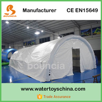 White Color Inflatable Structure, Inflatable Marquee For Wedding Or Party
