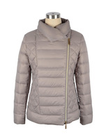 100% nylon women new fashion down jacket for winter .