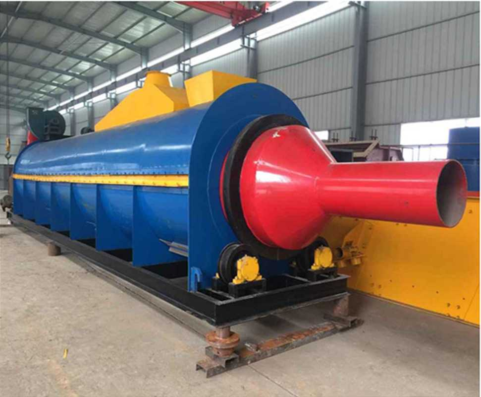 Factory Price Industrial Small Wood Shaving Chip Sawdust Rotary Drum Drying Dryer Machine For Sale