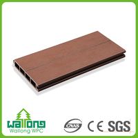 High density decoration ceiling wpc waterproof wood panel outdoor