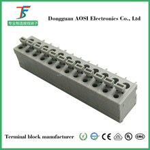 Multi color PCB terminal block, KEFA replace PCB terminal block