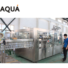 Small scale production machinery cola carbonated soft drink filling machine for sale