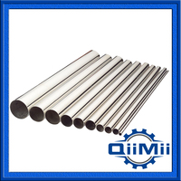 SS316L Tube For Beverage and Dairy With Standard 3A, SMS, ISO, DIN