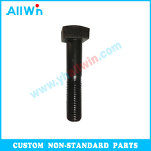 Zhejiang Hardware Carbon Steel M6-M30 Black Square Head T Bolt