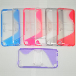 S Line kickstand case for ipod touch 5