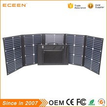 2017 Hot selling 100W portable roof pv a flexible solar panel manufacturers in china