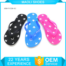 Bulk guangdong india chappal eva pvc slipper shoe flip flop