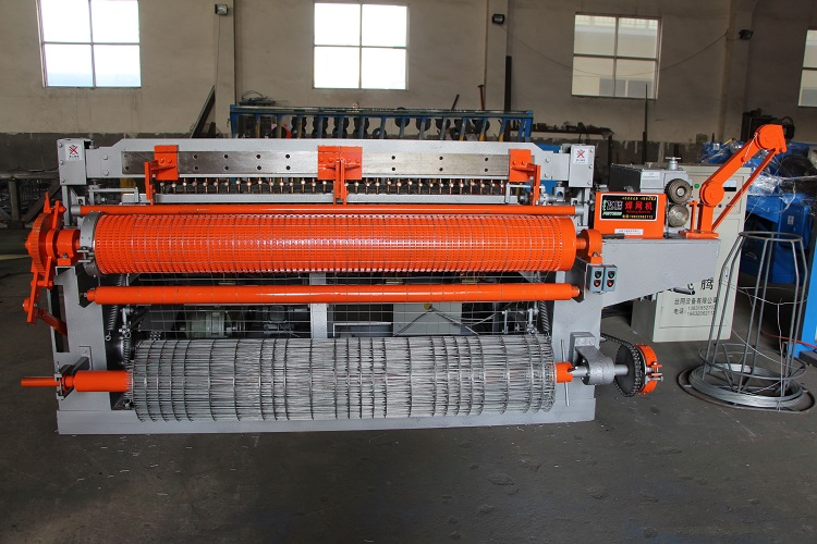 Best China factory stainless steel making welded wire mesh machine
