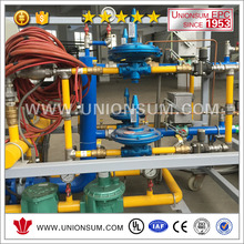 NG, LPG, heavy oil burner for Lead refining kettle