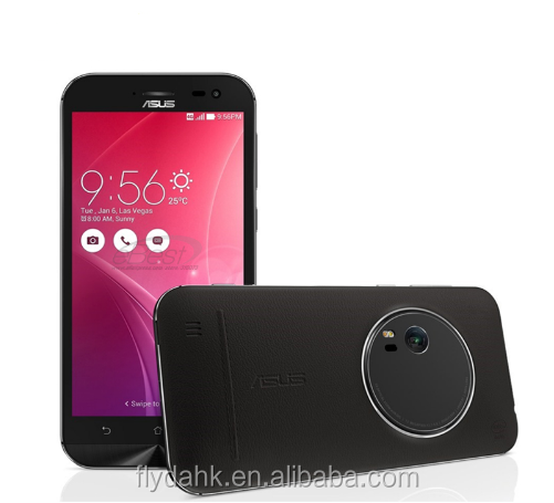 "Zenfone Zoom ZX551ML android Smart phone 5.5"" FHD Z3580 2.3Ghz 4GB / 64GB 3x optical-zoom camera 4G Lte cellphone"