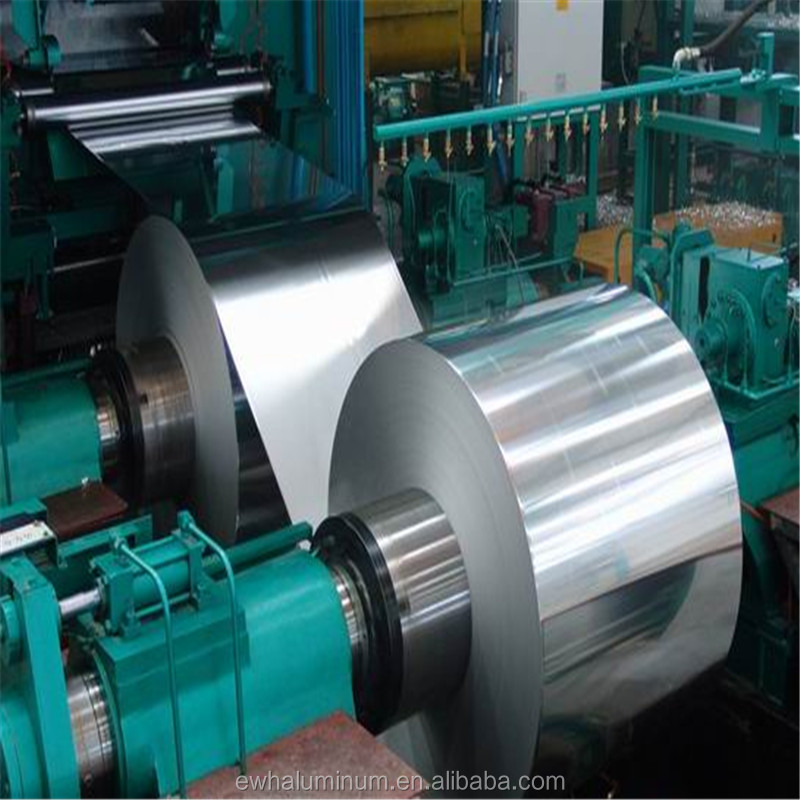 Jumbo Roll Polished aluminum foil 100 meter for food packaging