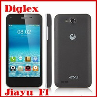 Cheap Android Phone Jiayu F1 3G Cellphone 4.0 Inch Android 4.2 Mobile Phone 512GB RAM 4GB ROM 5MP Camera Dual Sim Android Phone