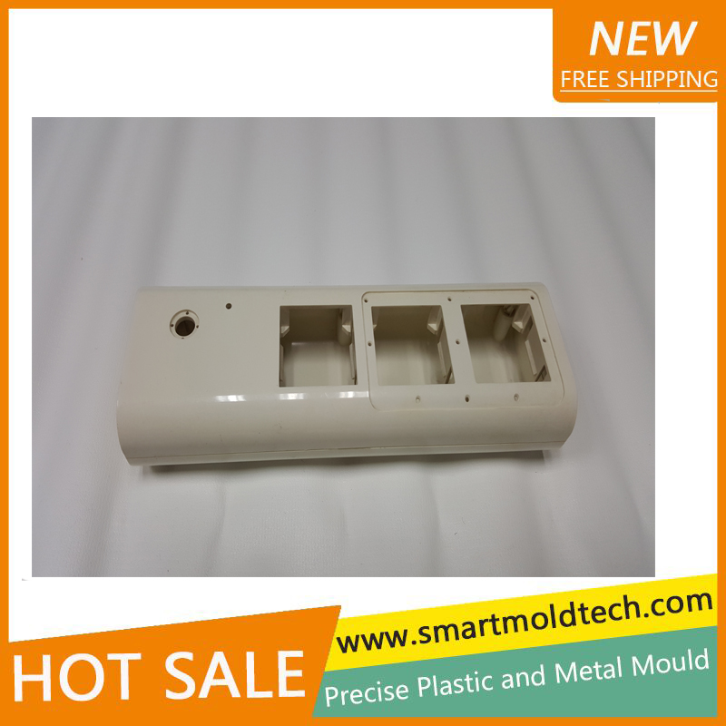 High quality customized plastic injection mold for household TV remote case