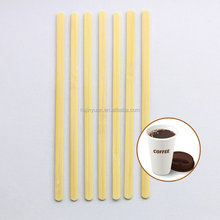 Various Length Wooden Bamboo Cocktail Stirrer For Coffee Or Tea