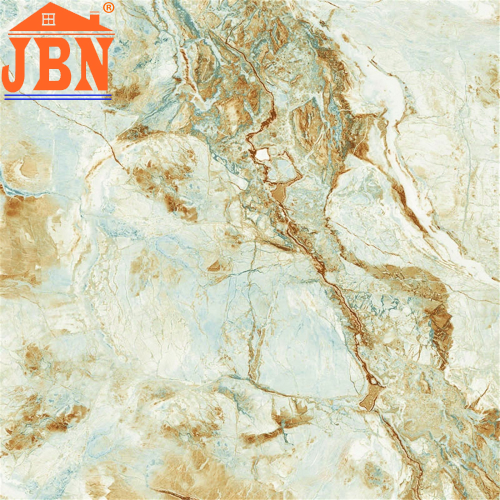 China Foshan Ceramic City 600x600 Colorful Marble Porcelanato Floor Tiles