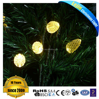 New item yellow patio string light sets With low price indoor decoration