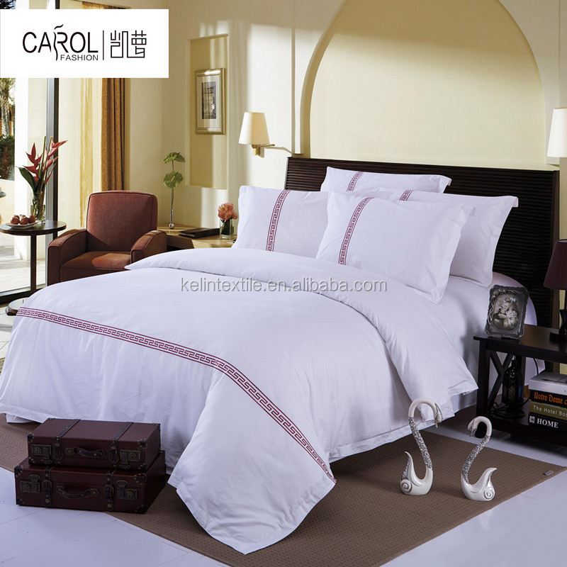 wholesale Comforter bedding sets low price four seasons hotel bedding sets 60x60s 330TC