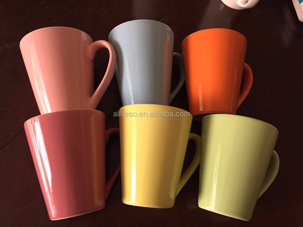Blank White Ceramic Coffee Mugs Wholesale As Personalised