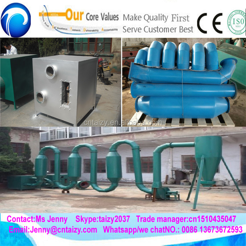 newest price air flow used sawdust dryer/2017 hot product