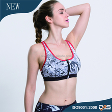 2016 factory price OEM seamless sublimation yoga sports bra,sublimation yoga wear