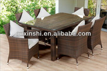 Aluminum rattan/wicker garden furniture outdoor furniture