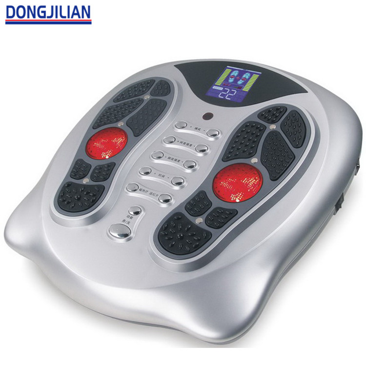 Kneading Health Machine Foot Massager Rubber With Infrared Heat
