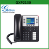 Low Cost Grandstream IP Phone GXP2130 Wifi SIP Desk Phone With POE