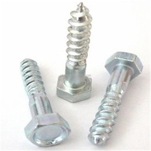 Modified Truss Head self tapping screw zinc plated