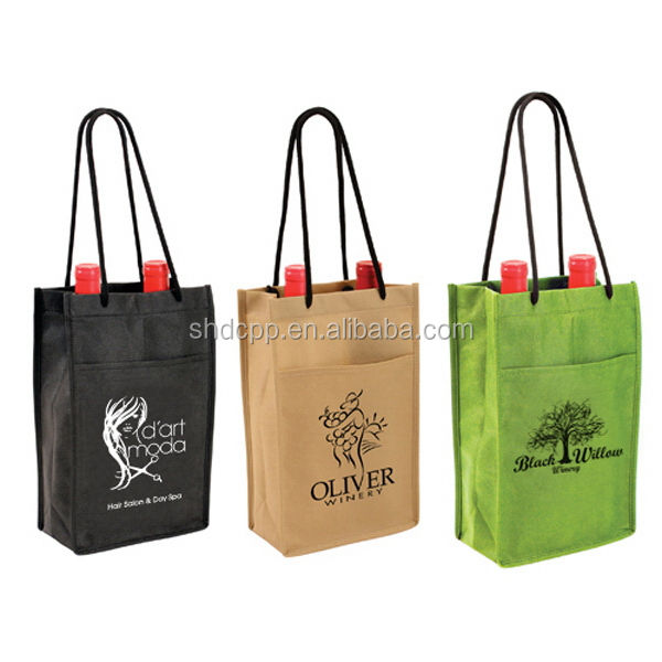 Customized professional canvas diaper tote bag