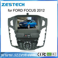 ZESTECH Ford Focus 2 din radio 8