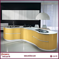 China Factory kitchen project kitchen cabinet pictures
