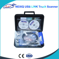 Nexiq 125032 USB link Universal diesel truck diagnostic tool same to orignal Nexiq with full set of nexiq usb link cable