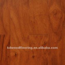 Export UV Coating finished Doussie Engineered Wood Flooring