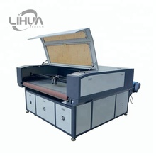 Small Business Auto Feeding Automatic Clothing Non Woven Home Fabric Laser Cutting Machine For Cloth