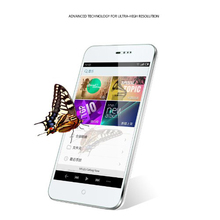 For Meizu MX2 Anti fingerprint glass film 2.5D toughened glass protective film