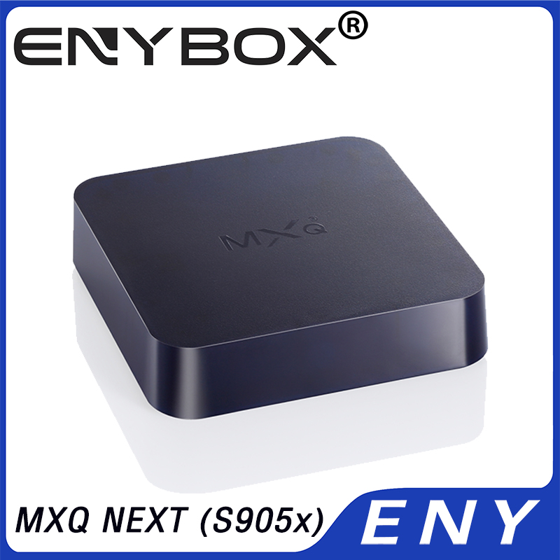 MXQ NEXT 4K resolution android tv box Ram 1GB and Rom 8GB 4k satellite receiver