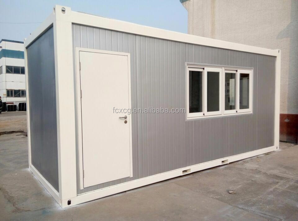 Well Finished Durable China Prefabricated Modular Shipping